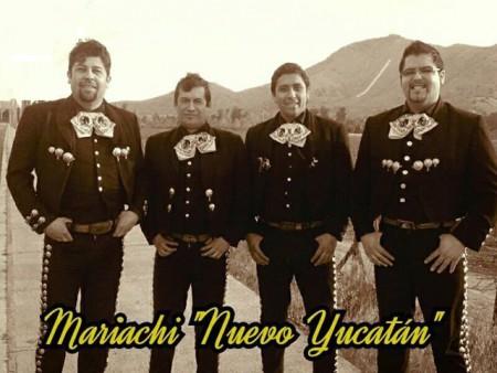 Mariachi Nuevo Yucatan